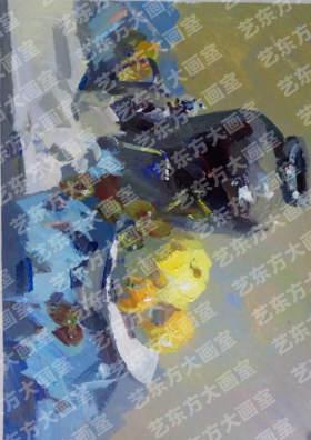 艺东方大画室色彩图8