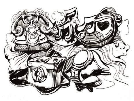 北京七点画室设计图4