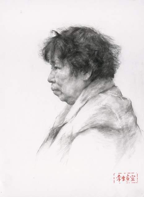 杭州孪生画室素描图3