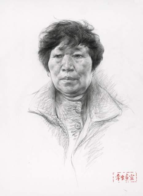杭州孪生画室素描图5