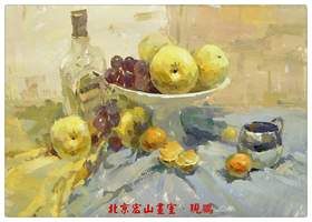 天津INK画室色彩图7