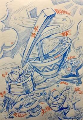 天津INK画室设计图3