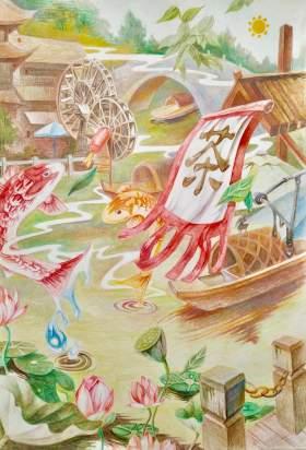 天津INK画室设计图5