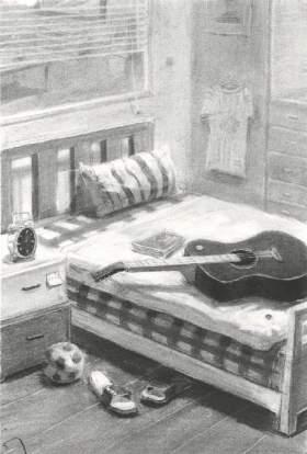 南昌水木源画室素描图8
