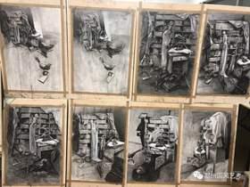 郑州国风艺考画室素描图1