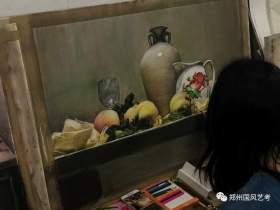 郑州国风艺考画室色彩图8