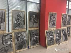 郑州国风艺考画室素描图2