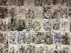 郑州国风艺考画室速写图1