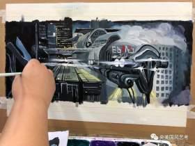 郑州国风艺考画室设计图5
