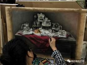 郑州国风艺考画室色彩图7