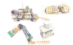 战国画室设计图3