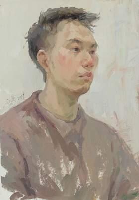 杭州将军画室色彩图7