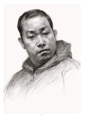 杭州将军画室素描图6