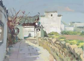 杭州麓山画室色彩图7