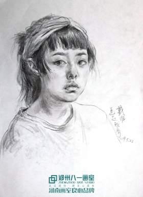 郑州八一画室速写图5