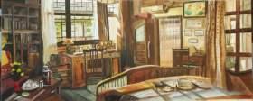 郑州国风艺考画室创作图1