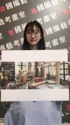 郑州国风艺考画室创作图4