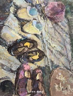 南昌白塔岭画室色彩图1
