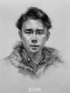 郑州小泽画室速写图8