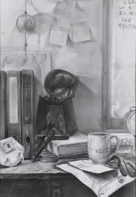 济南丹青画室素描图3