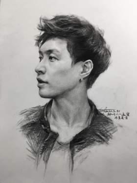 郑州八一画室素描图2