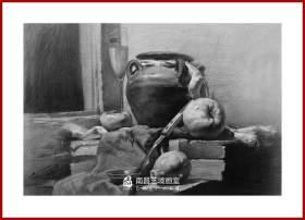 南昌艺境美术素描图2
