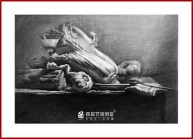 南昌艺境美术素描图3