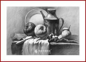 南昌艺境美术素描图6