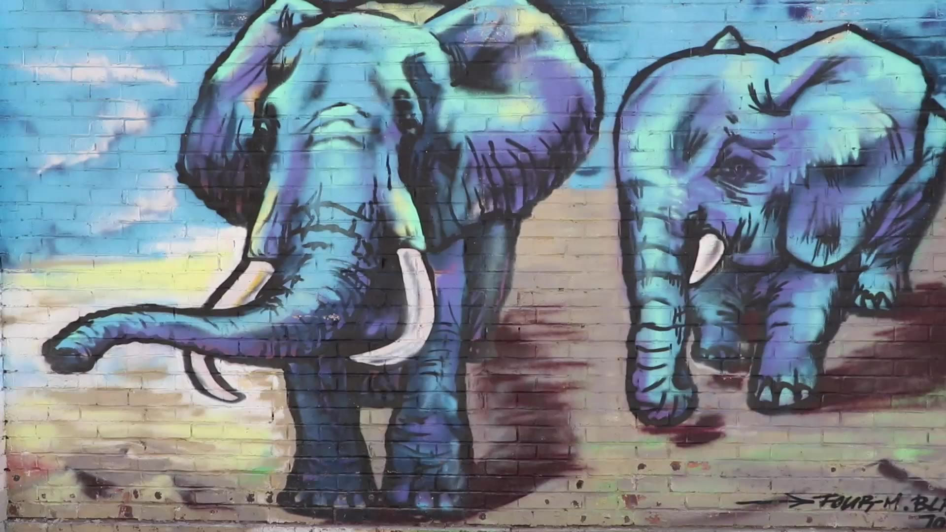 VA国际艺术教育宣传片